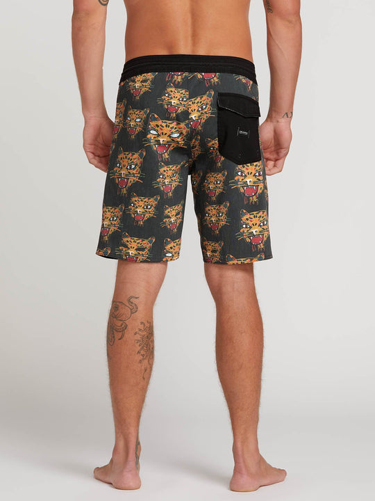 "Boardshorts Ozzie Stoney 19"" - Multi"