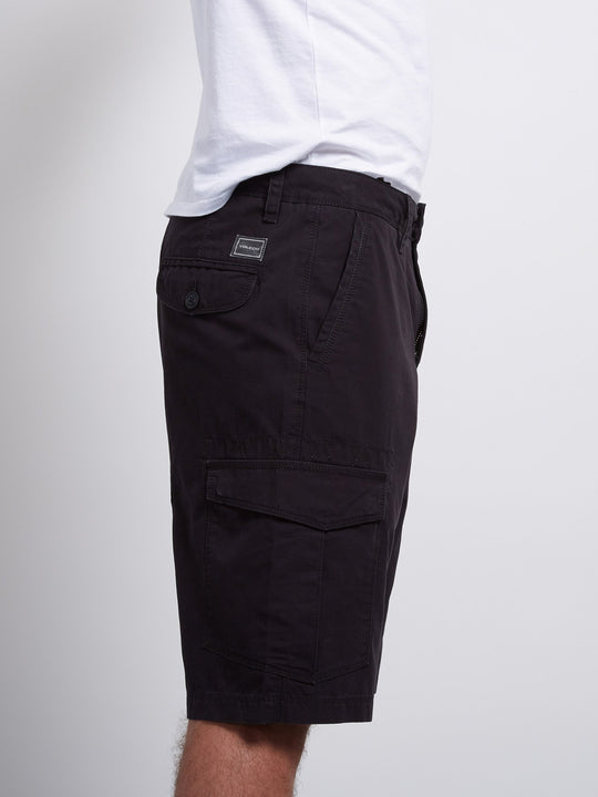 Short Cargo Miter II  - Black