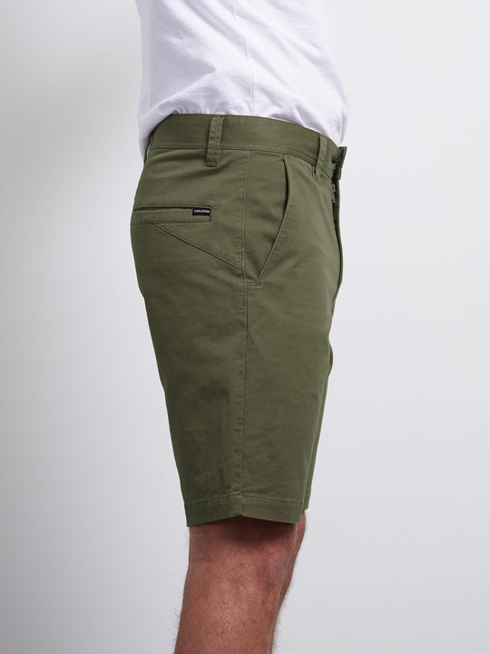 Short Fricklin Slim ST 18 - Seaweed Green