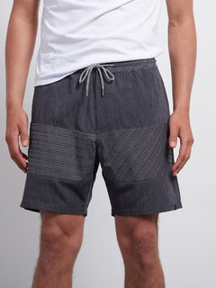 Short Threezy - Black
