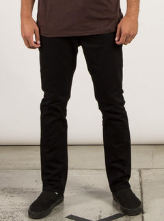 VSM GRITTER SLIM - Black