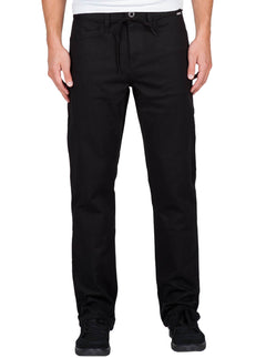 Pantalones Chino Vsm Gritter Regular - Black