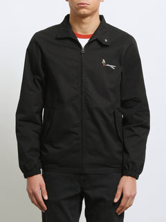 Chaqueta Whitewater - Black