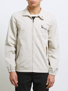 Chaqueta Whitewater - Clay