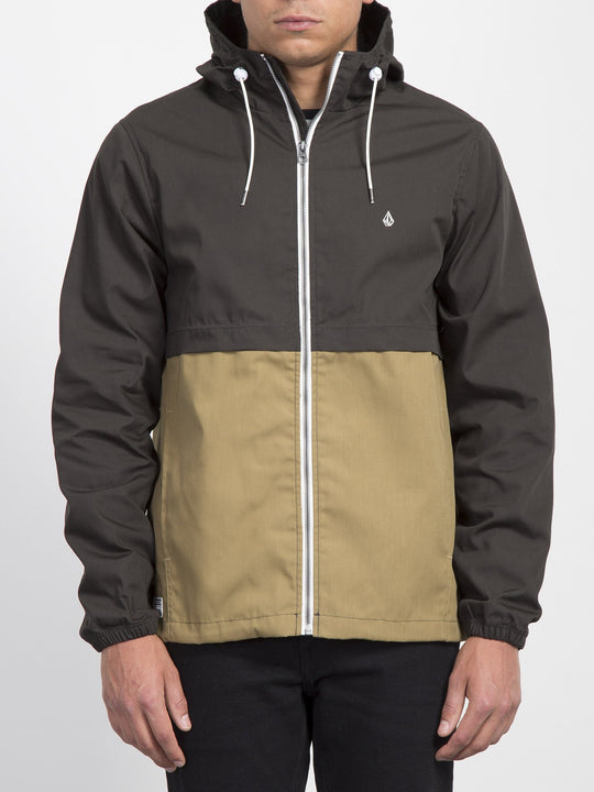 Chaqueta Howard Hooded - Dark Khaki
