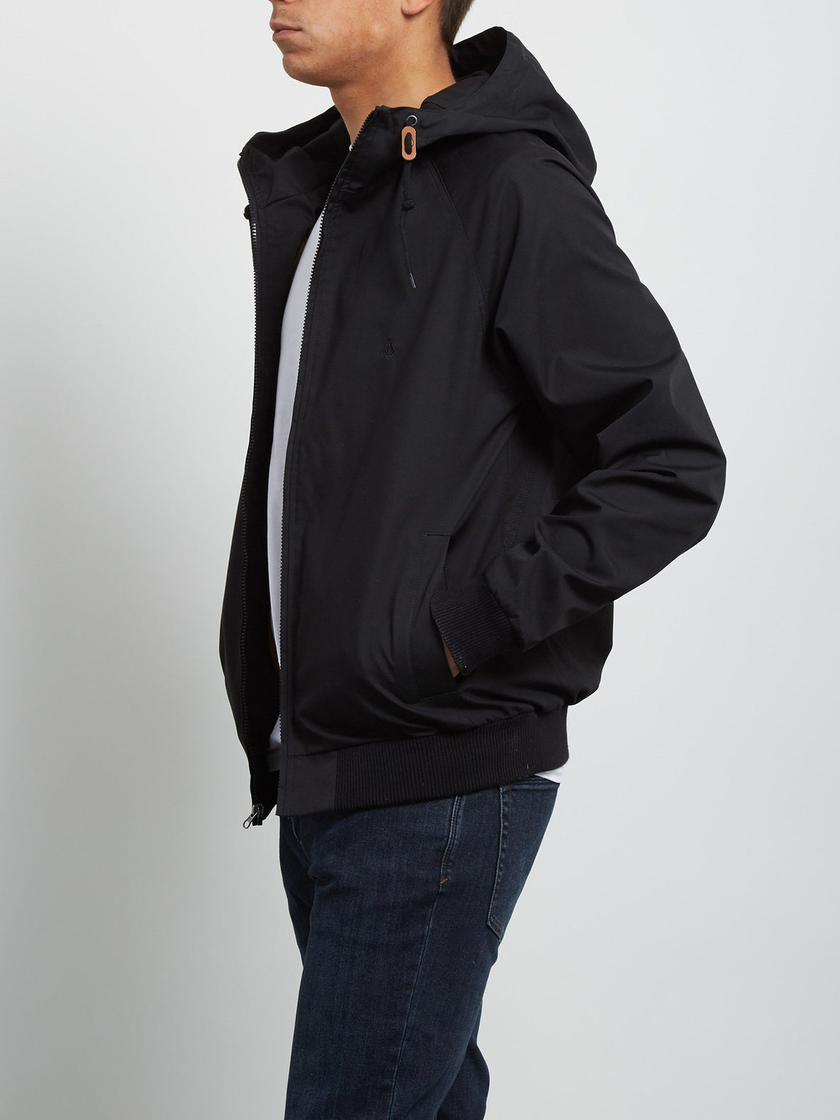 Raynan Jacket - Black