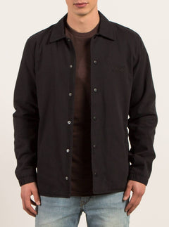 Chaqueta Along The Way - Black