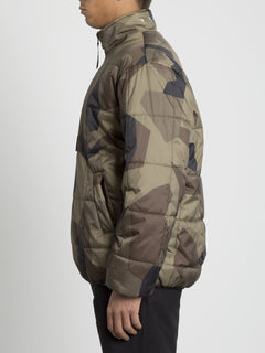 A.P.#2 Puff Liner Jacket - Camouflage (A1631951_CAM) [1]