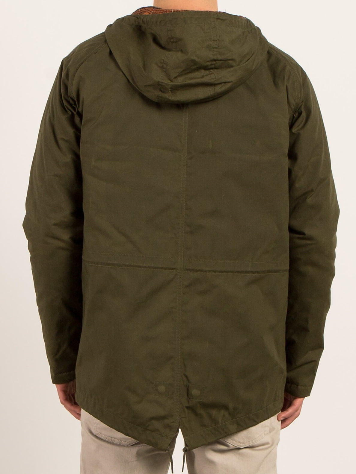 Parka Lane Winter - Military