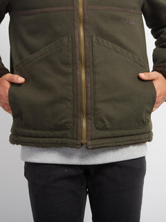 Chaqueta Volfly  - Military