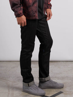 Vaqueros Vorta Denim - Black Selvedge