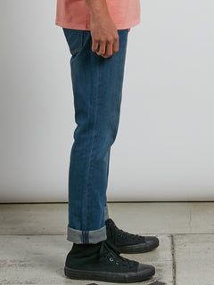 Vaqueros Vorta Denim - Dust Bowl Indigo