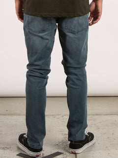 Vaqueros Solver Tapered - Enlightened Stoned
