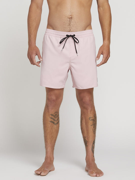 "Boardshorts Lido Trunks 16"" - Light Mauve"