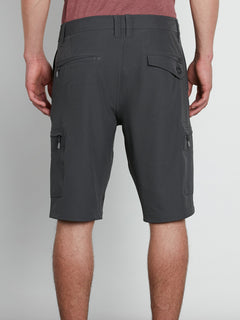 Short Snt Dry Cargo 21 - Charcoal Heather