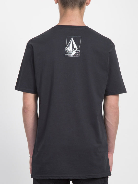 Camiseta Chopped Edge - Black