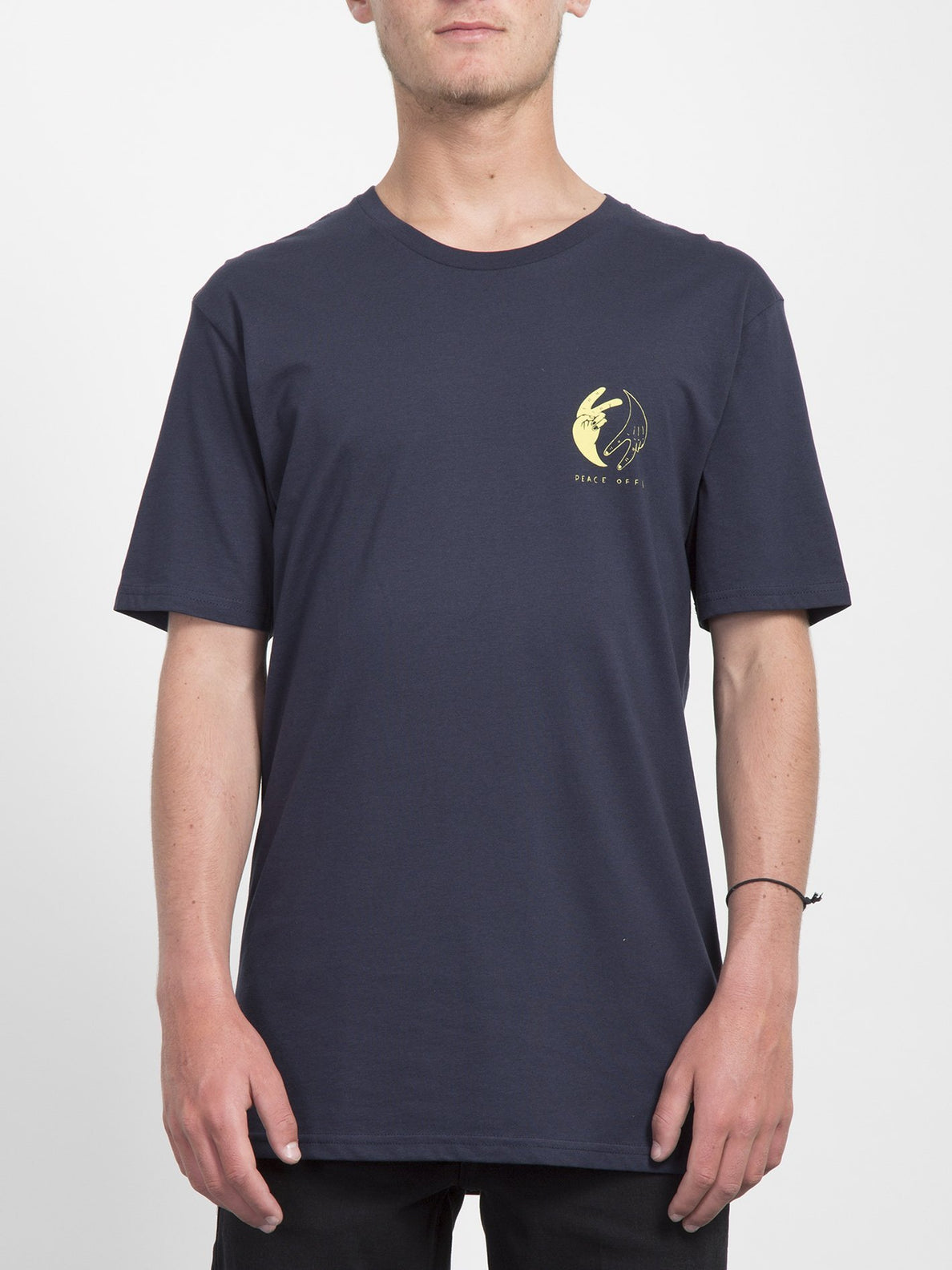 Camiseta Peace Off - Navy