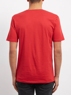 Camiseta Crisp Euro  - Engine Red