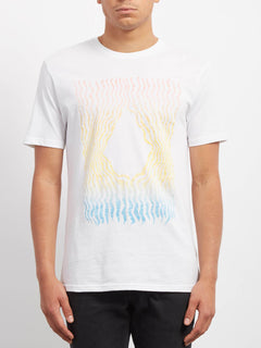 Camiseta Wiggly  - White