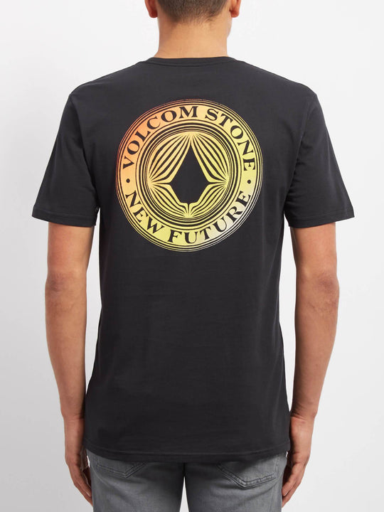 Camiseta Volcomsphere  - Black