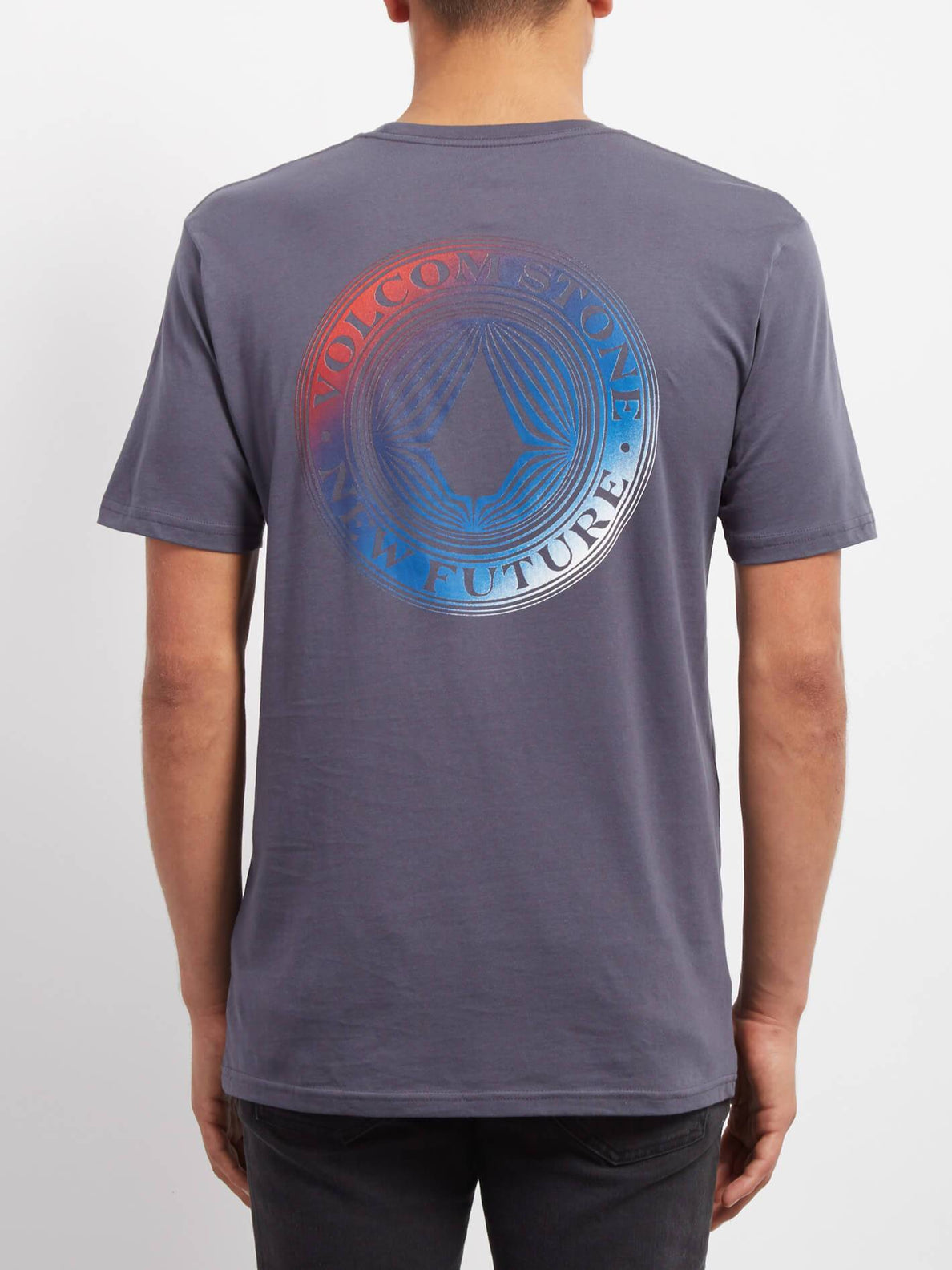Camiseta Volcomsphere  - Midnight Blue