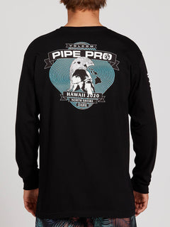 VPP Logo Long Sleeve Tee - Black (A3601997_BLK) [B]