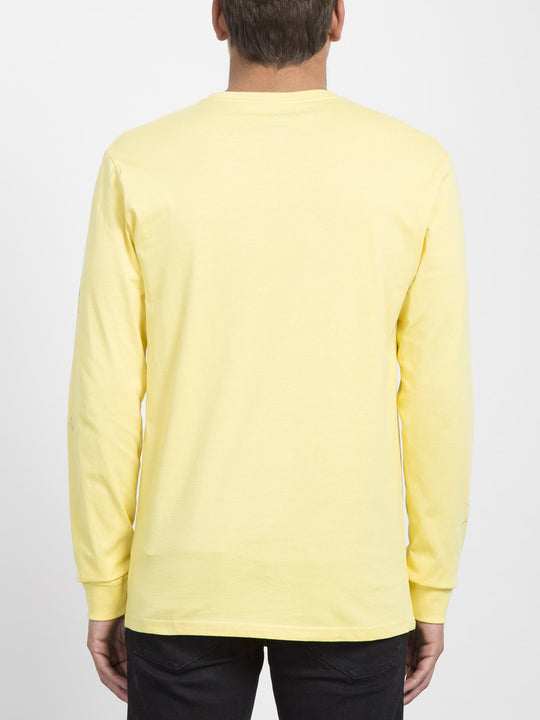 Camiseta Lopez Web - Yellow