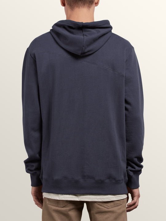Sudadera Stone P/O - Midnight Blue
