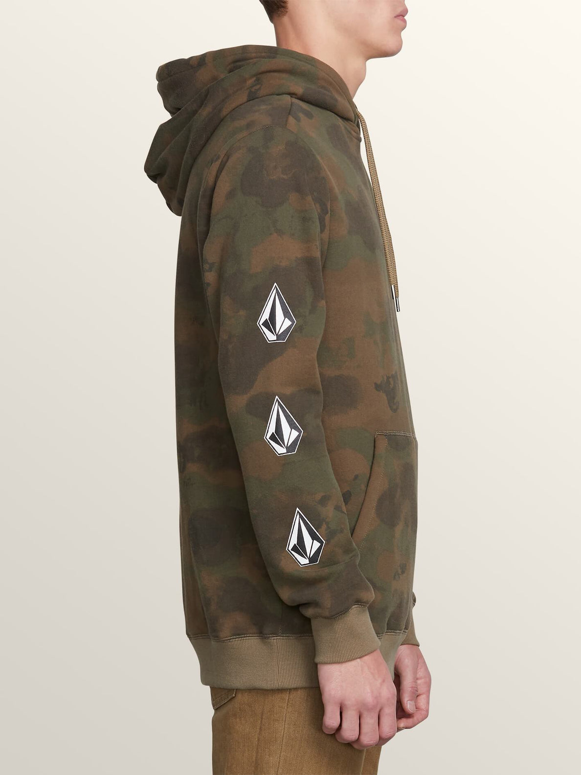 Sudadera Deadly Stones P/O - Camouflage