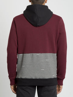 Forzee Pullover - Cabernet (A4131905_CAB) [B]