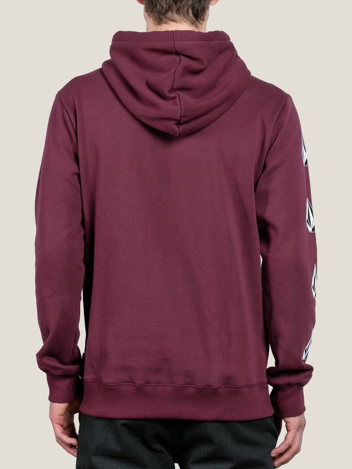 Sudadera Supply Stone - Dark Port