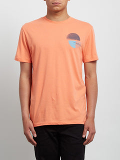 Camiseta de Manga Corta Over Ride DD - Salmon