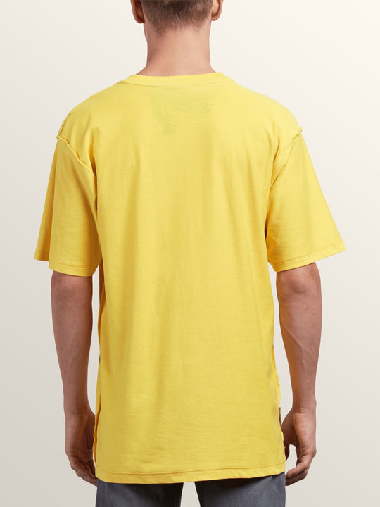 Camisa Noa Noise Head  T - Cyber Yellow