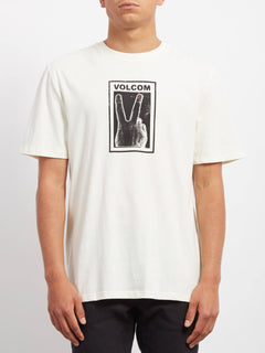 Camisa Peace Off   - Dirty White