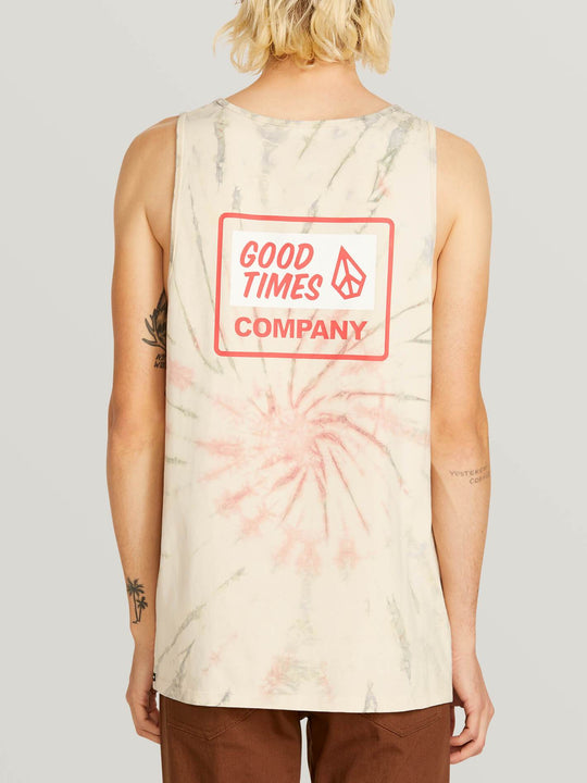 Camiseta de tirantes Volcom Is Good - Multi