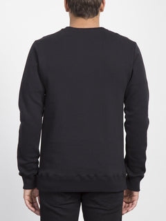 Sudadera General Stone - Black