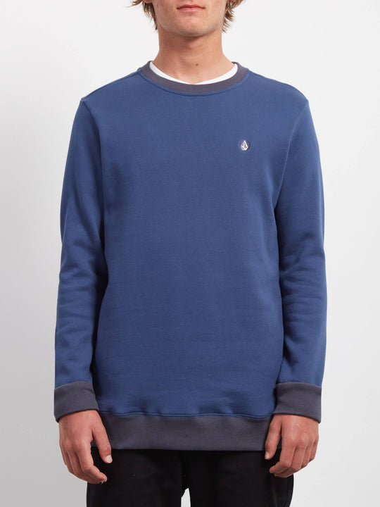 Sudadera Sngl Stone  - Matured Blue