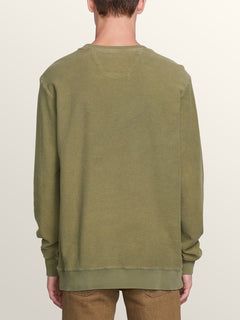 Sudadera Sub Void - Vineyard Green