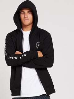 VPP Zip Fleece - Black