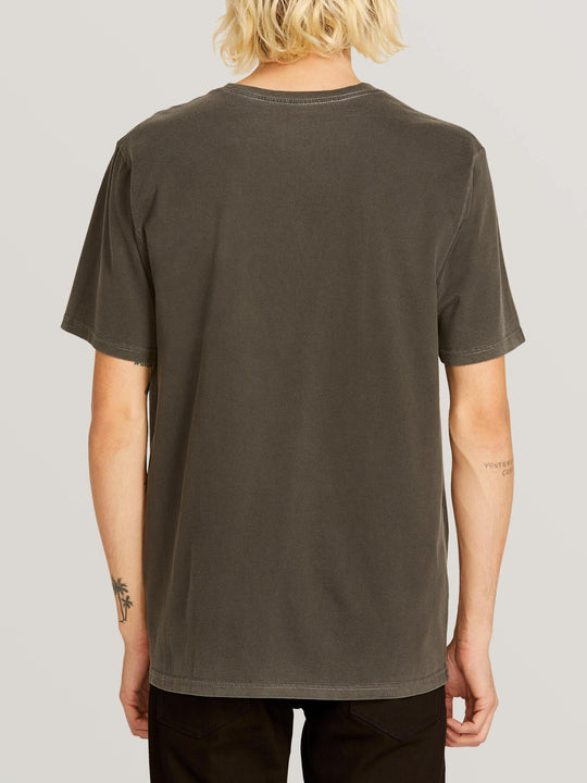 Camiseta Oval Patch - Black