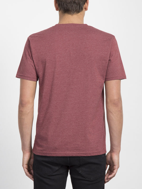 Camiseta Volcom Run - Crimson