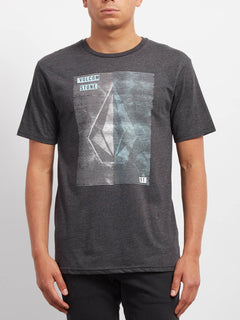 Camiseta Line Tone Hth  - Heather Black