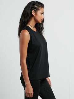 Camiseta sin Mangas Mix A Lot - Black