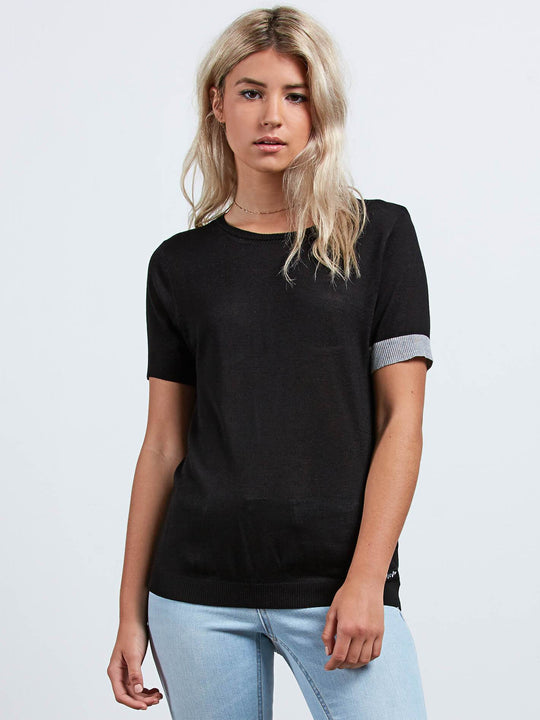 Camiseta Simply Stone  - Black