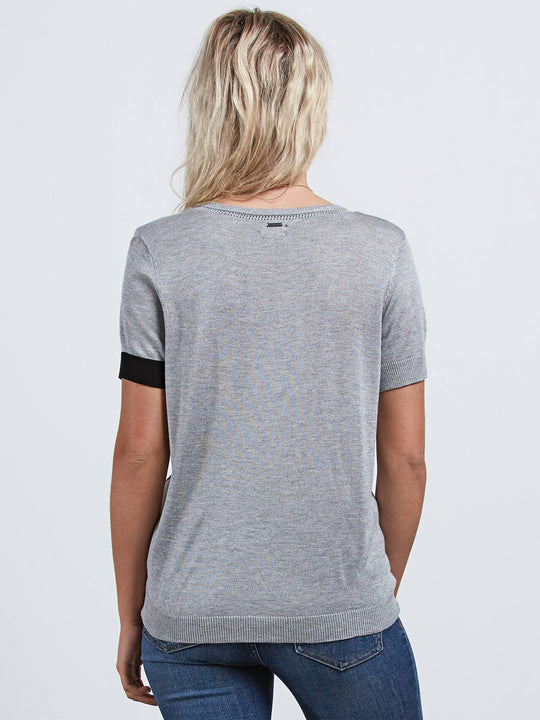 Camiseta Simply Stone  - Heather Grey