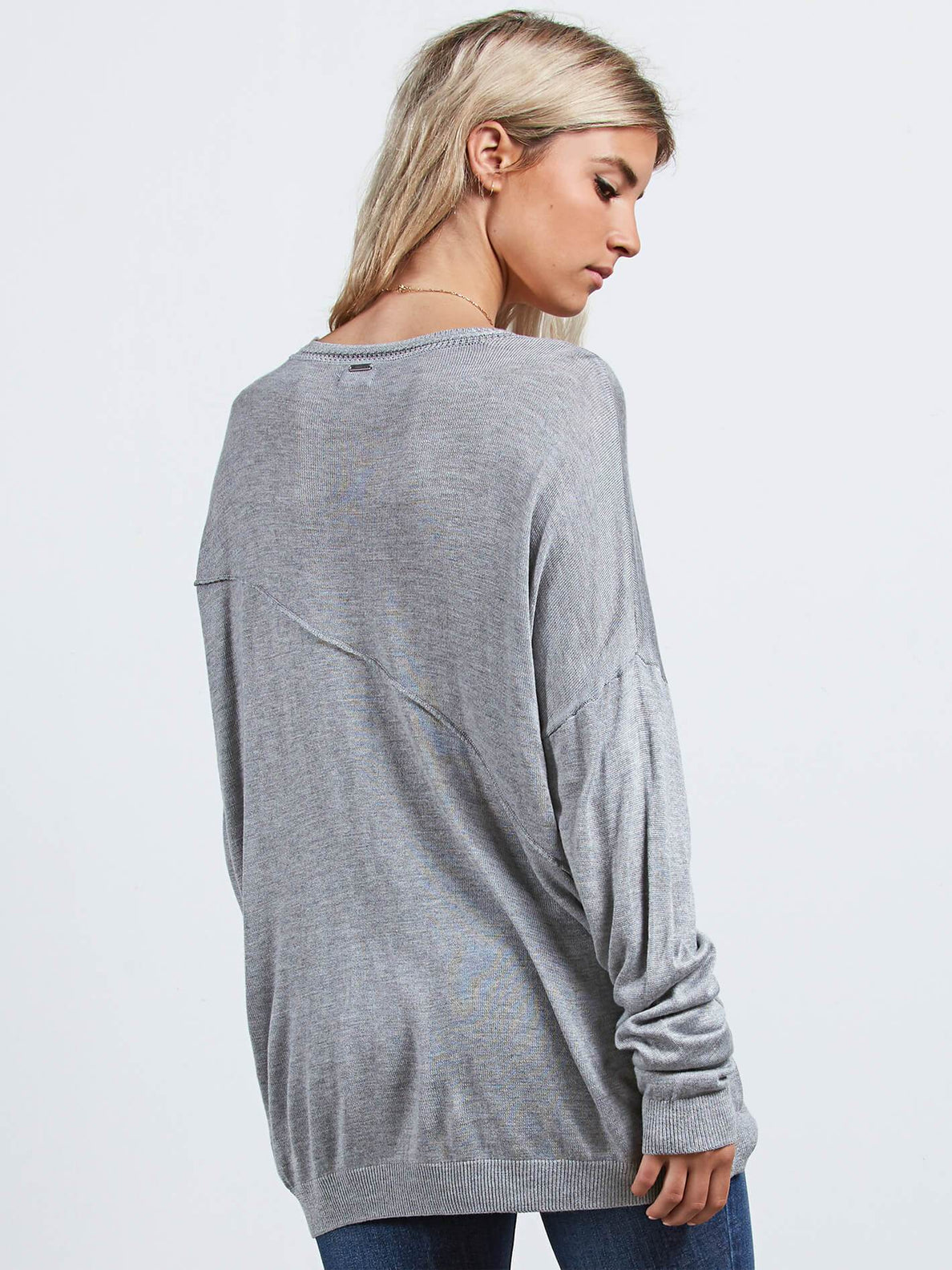 Camiseta de punto Simply Stone  - Heather Grey