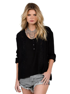 Blusa Sunset Path - Black