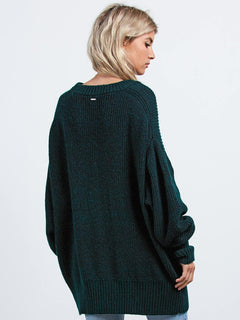 Sudadera Stormy  - Evergreen