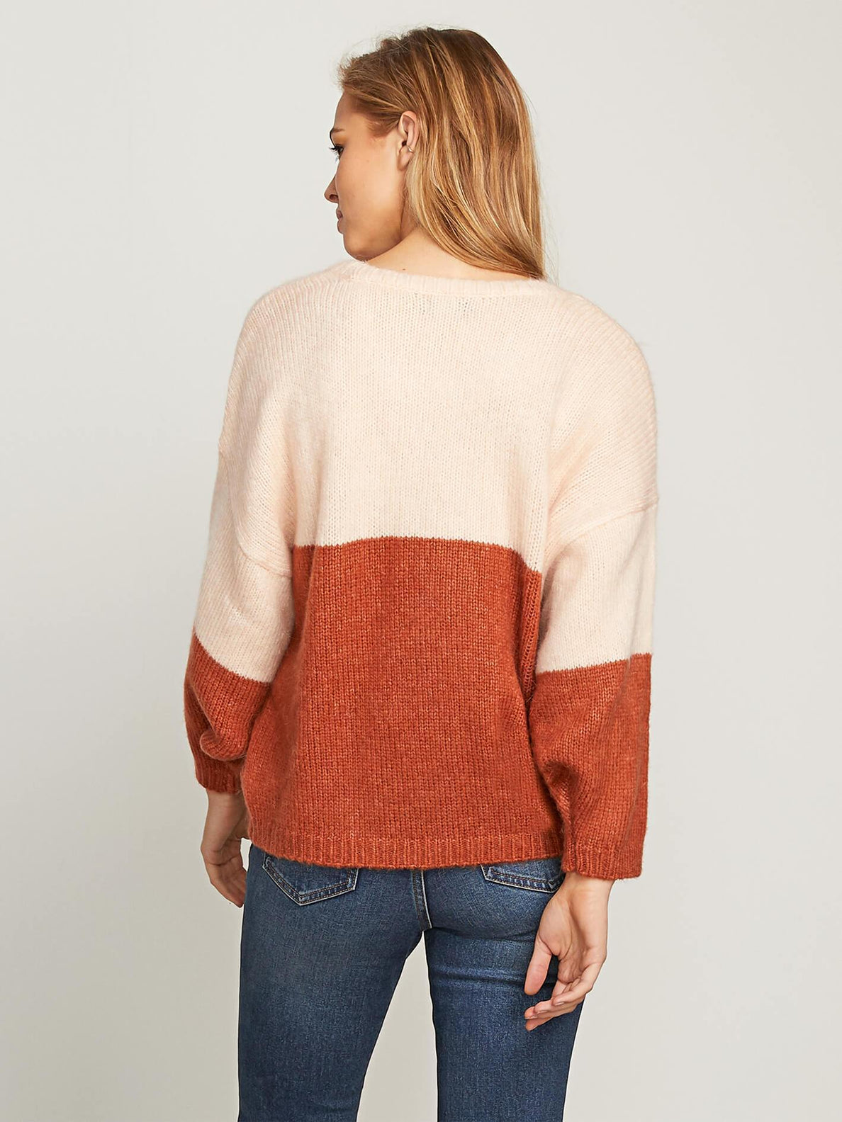 Dolhearted Sweater - Copper