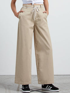 Pantalones Slashing Stone  - Oxford Tan